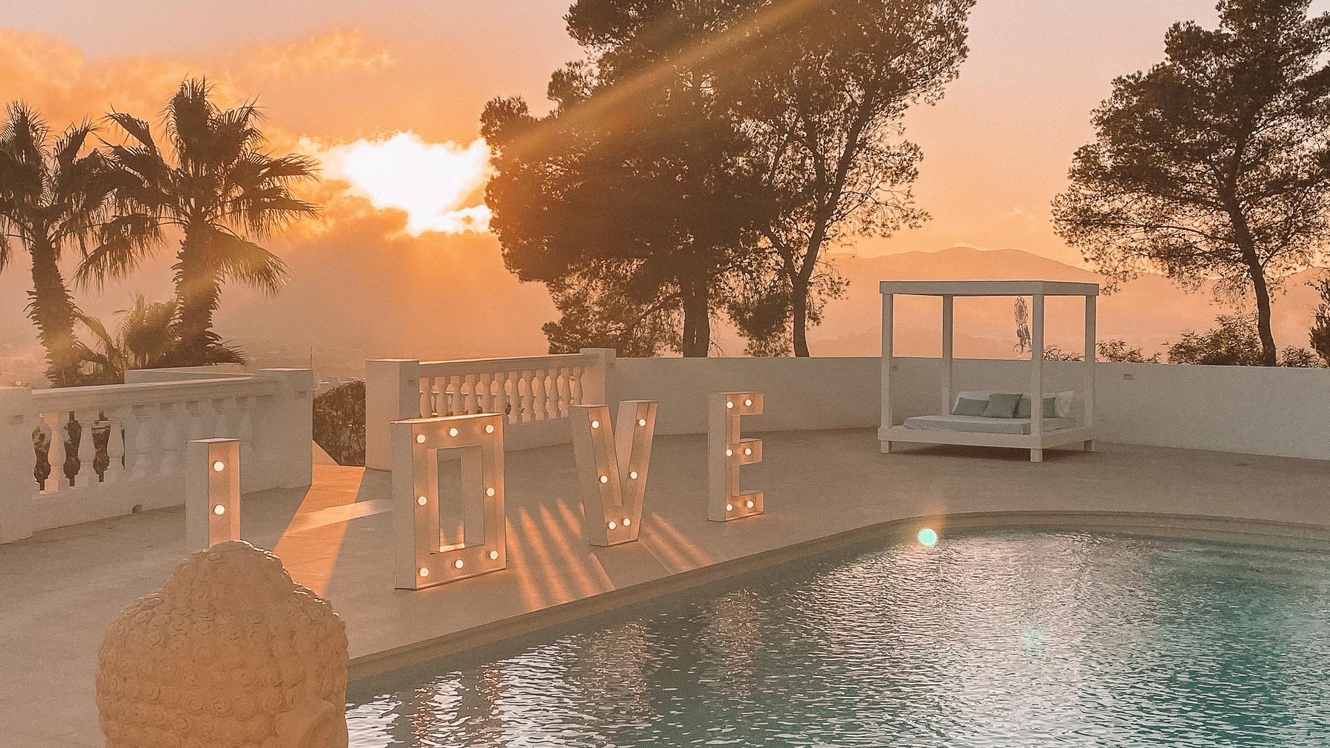 Ibiza Sunset Fotografieren lernen